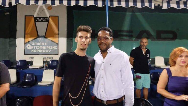Συνέντευξη: Το… φροντιστήριο του Χαβιέρ Σοτομαγιόρ στον Αντώνη Μέρλο