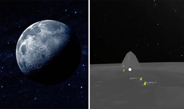Κυνηγοί UFO βρήκαν εξωγήινη βάση στο Google Moon maps