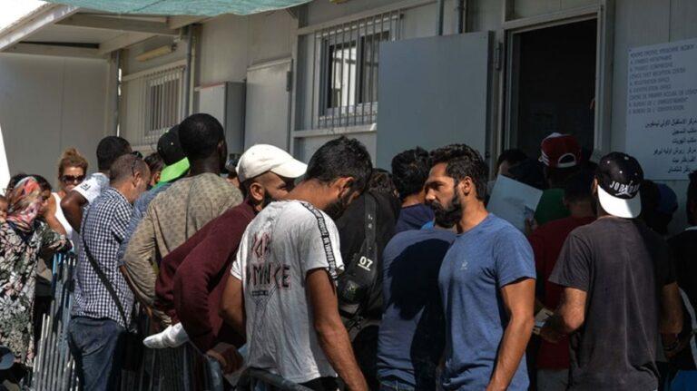 Νεκρός μετανάστης σε συμπλοκές στη Μαλακάσα