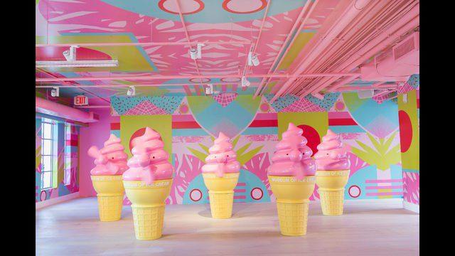 Το μουσείο παγωτού είναι ό,τι καλύτερο θα δεις σήμερα (pics/vid)