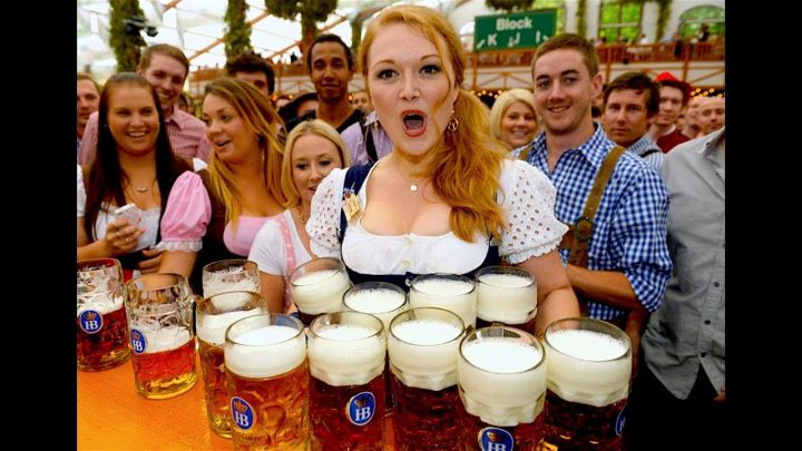 Ξεκίνησε και επίσημα το Oktoberfest (pics)