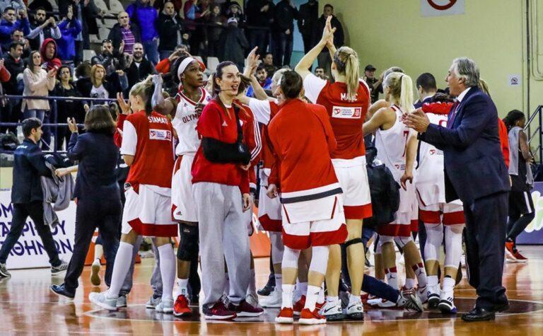 Τα φιλικά προετοιμασίας της γυναικείας ομάδας μπάσκετ του Ολυμπιακού