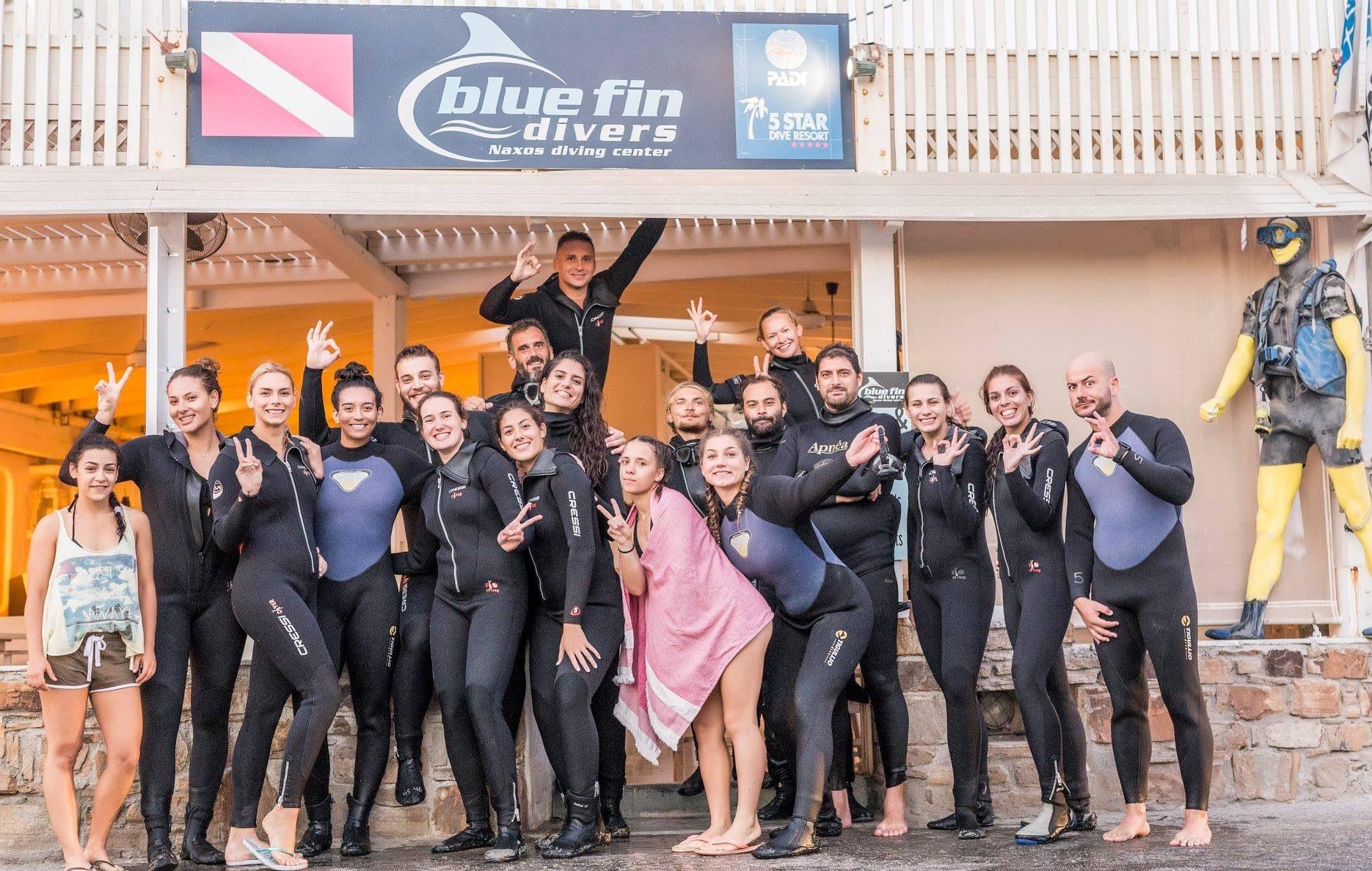 Το έριξαν στο scuba diving τα κορίτσια του Πανναξιακού (pics)