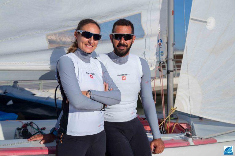 Sailing Marathon: Γράφουν ιστορία Μούγιος – Παπαδοπούλου