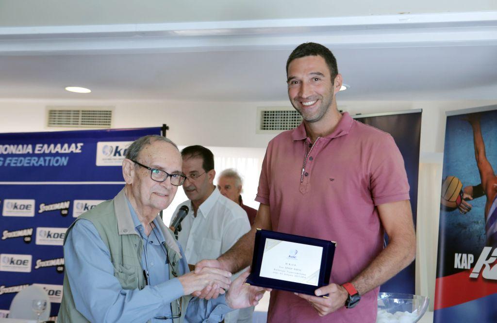 Γιόσιπ Πάβιτς: «Βασικός στόχος είναι η πρόκριση στο Final 8»