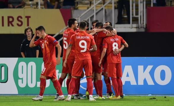Nations League: Ζευγάρωσε τις νίκες της η ΠΓΔΜ (vid)