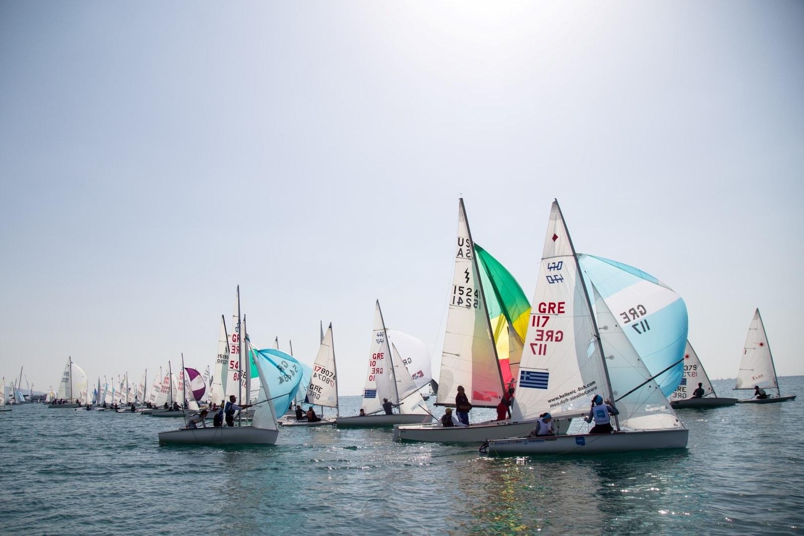 Αναβάλλεται για τις 3 Νοεμβρίου το «Sailing Marathon»