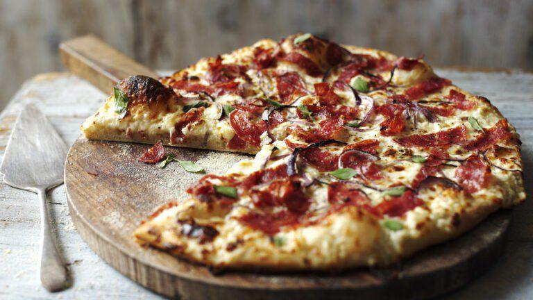 Πιο υγιεινό πρωινό η πίτσα από τα δημητριακά
