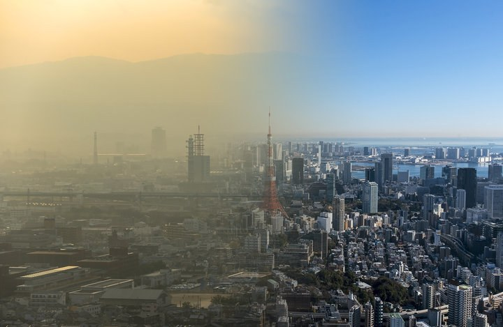 Αυτή είναι η πιο μολυσμένη πόλη στον κόσμο