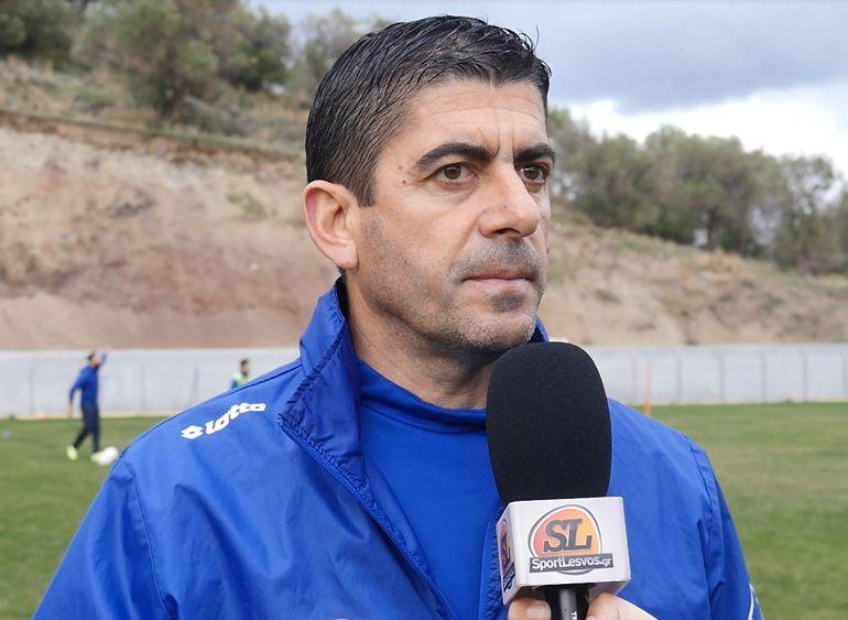 Παραιτήθηκε ο Ψυρρόπουλος από τον Αιολικό - Sportime.GR