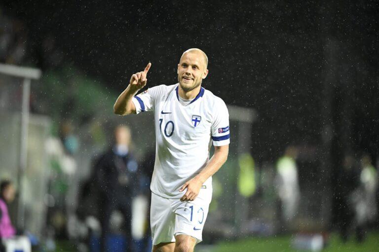 Nations League: Νίκη, ξανά, με Πούκι η Φινλανδία