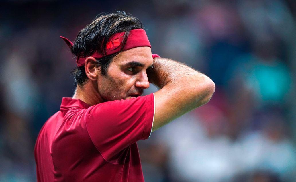 Αποκλείστηκε από το US Open ο Ρότζερ Φέντερερ (vid)