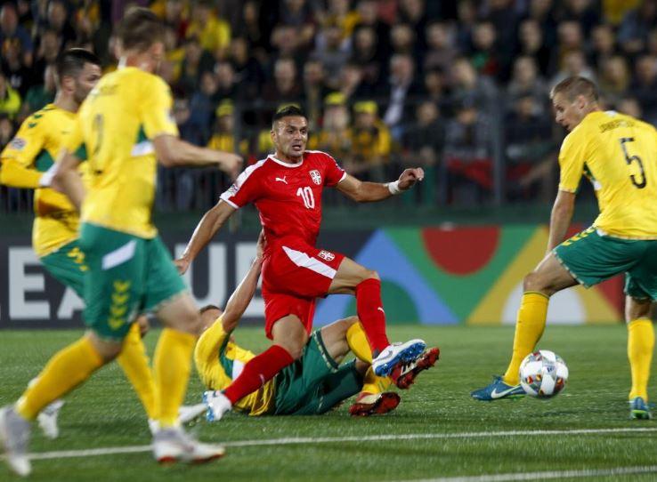 Nations League: Γκολ, χαμένο πέναλτι και τέσσερα (!) δοκάρια η Σερβία (vid)