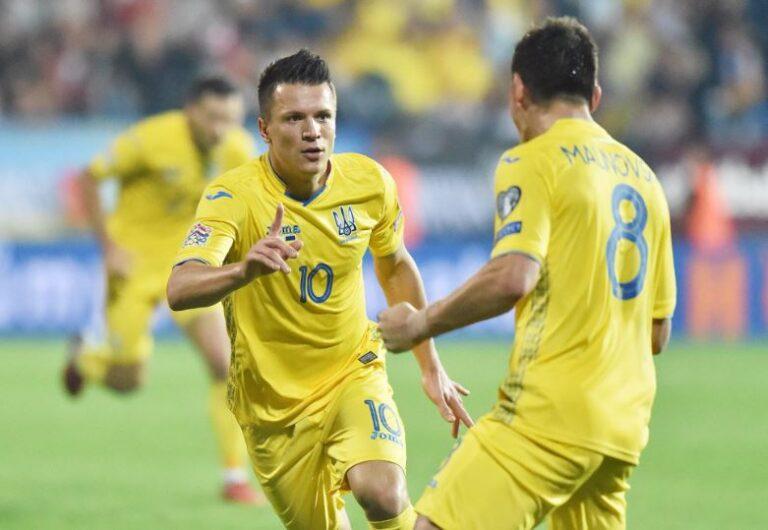 Nations League: Βρήκε… φως στο 93′ η Ουκρανία (vid)