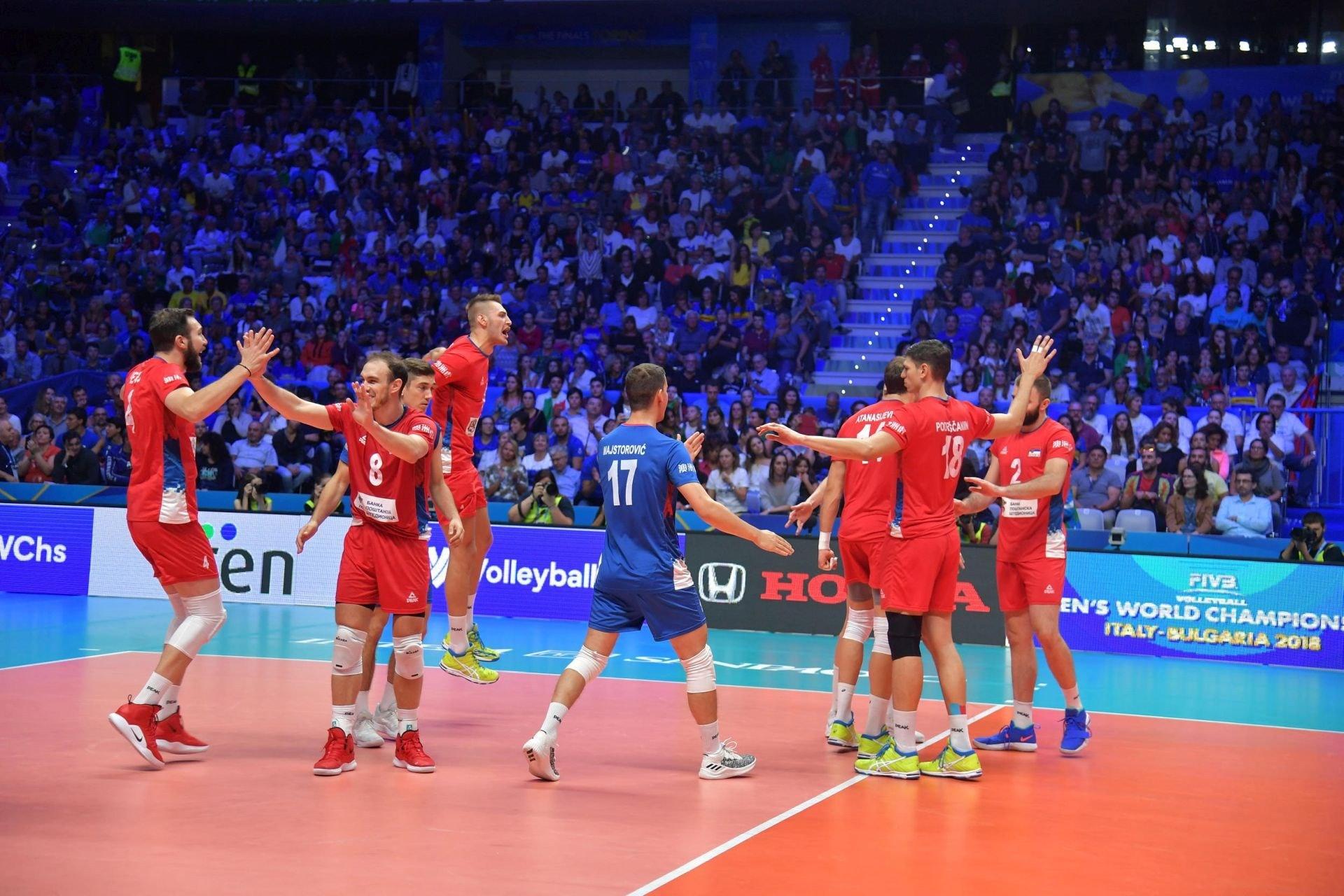 Παγκόσμιο Πρωτάθλημα βόλεϊ: Απίθανη Σερβία