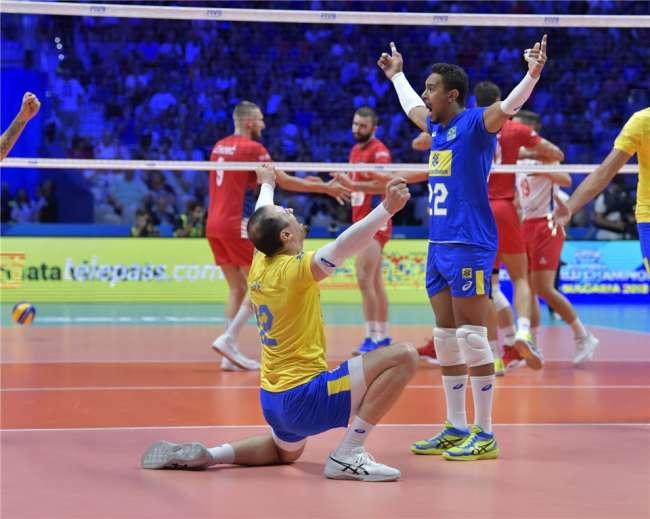 Παγκόσμιο Πρωτάθλημα βόλεϊ, τελικός: Πολωνία και Βραζιλία έτοιμες για κούπα