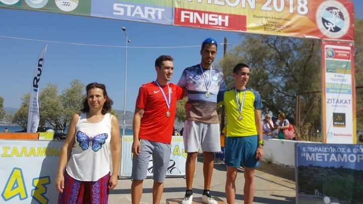 Πανελλήνιο πρωτάθλημα Τριάθλου Sprint: Οι νικητές