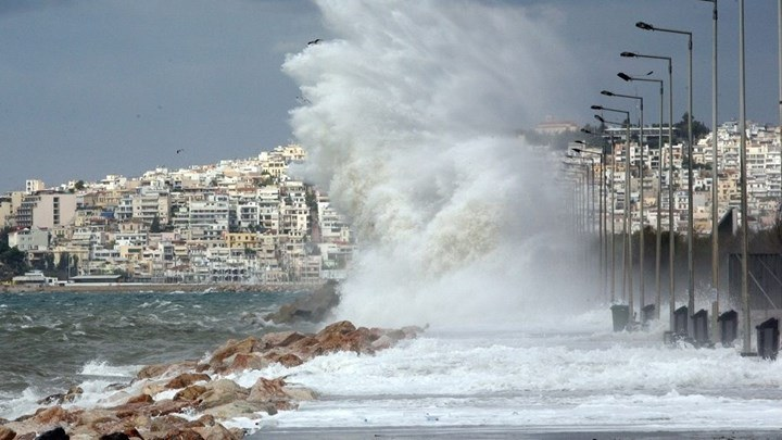 Μετά τον «Ξενοφώντα», ο «Ζορμπάς»: Ποιες περιοχές θα επηρεαστούν