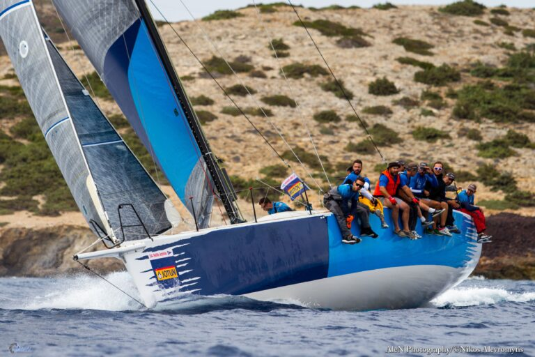 Ελληνική συμμετοχή στα 50 χρόνια του «ROLEX Middle Sea Race»