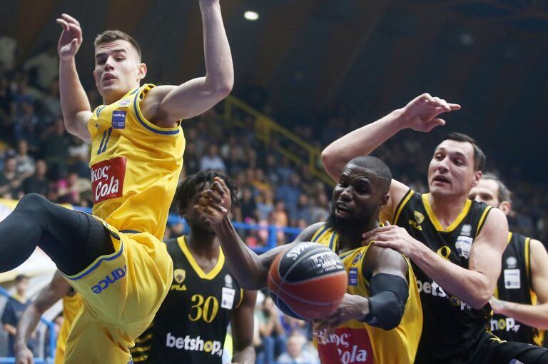Basket League: Τα αποτελέσματα της 1ης αγωνιστικής