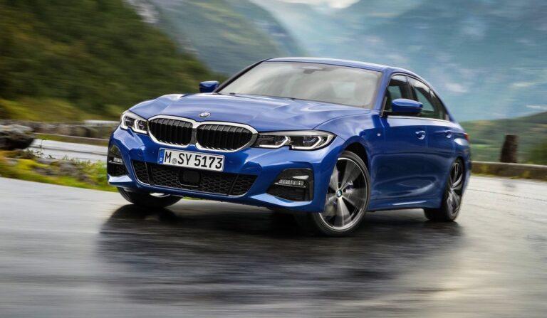 Η νέα BMW Σειρά 3 βάζει τον οδηγό και πάλι στο επίκεντρο