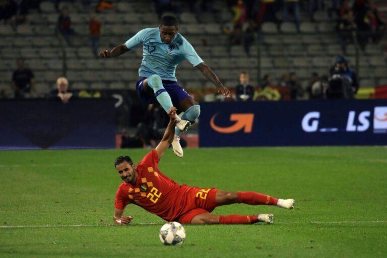 Η Ολλανδία κράτησε το Βέλγιο στο 1-1 (vid)
