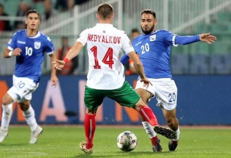 Το γκολ της Κύπρου στη Βουλγαρία (vid)