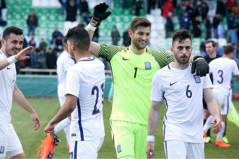 Η εντεκάδα της Εθνικής Ελπίδων για το ματς με την Κροατία