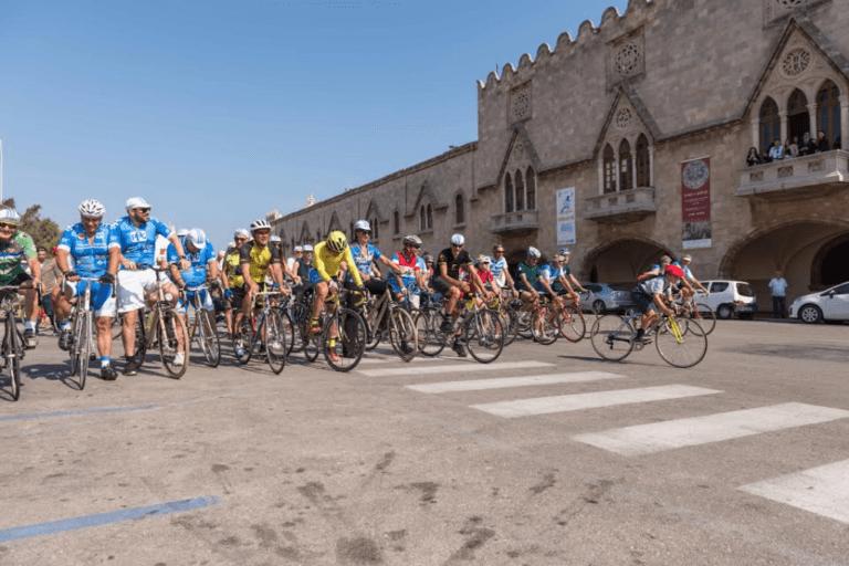 H… «HISTORICA» της ποδηλασίας στη Ρόδο