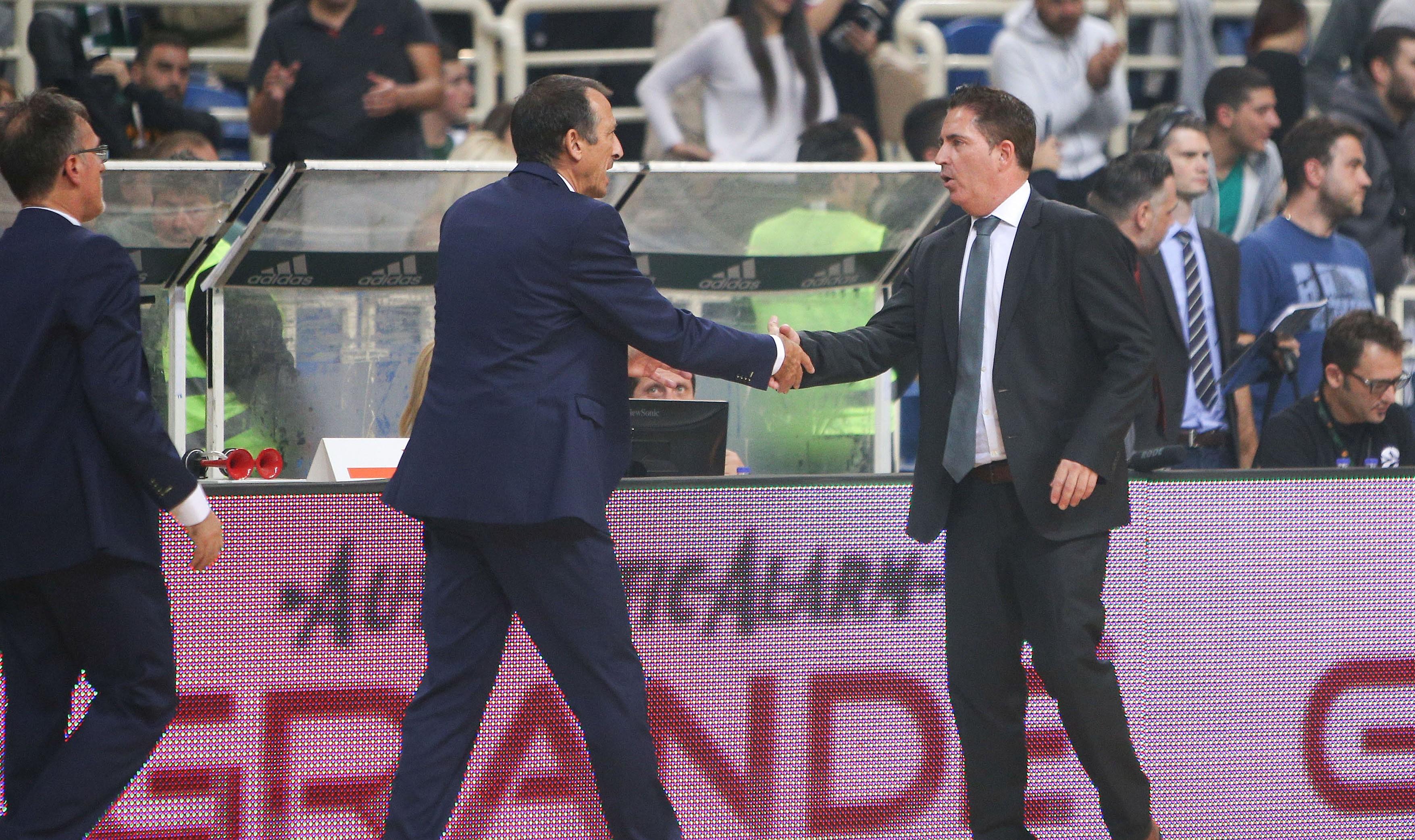 Μαλδονάδο: «Θα ήταν πολύ δύσκολο να χάσει στο γήπεδό του ο Παναθηναϊκός»