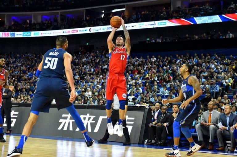 To NBA έχει πάει στην… Κίνα (vids)
