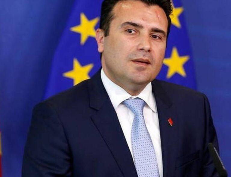 Ζ. Ζάεφ: Δεν υπάρχει καλύτερη συμφωνία για τις δύο πλευρές από αυτή των Πρεσπών