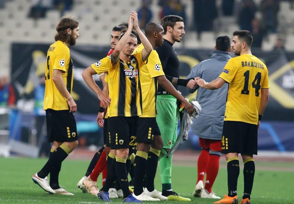 AEK: Οι «βιτρινάτοι» κι αυτοί που… ξεθώριασαν στο Champions League