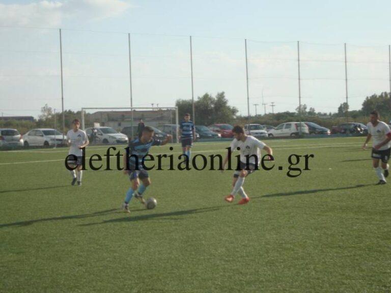 Απίθανο γκολ στην Καλαμάτα! (vid)
