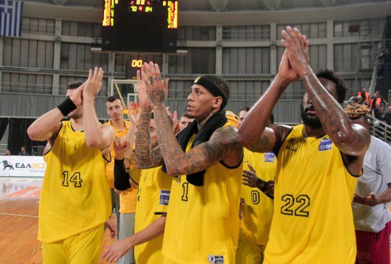 Άρης – Κατάγια: Κίνητρο η πορεία στο FIBA Europe Cup
