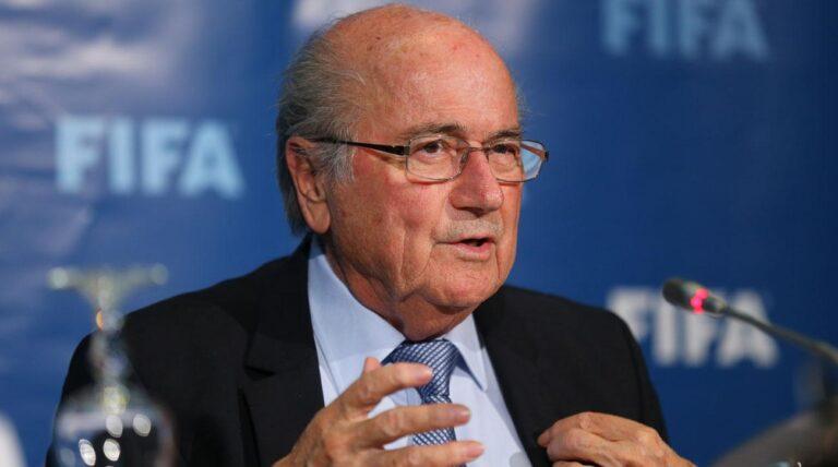 Μπλάτερ: «Η FIFA δεν ήταν μαφία»