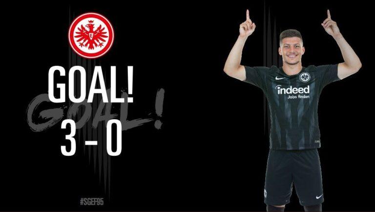 Το γκολ του Γιόβιτς θα το ζήλευε κι ο Ζλάταν! (vid)