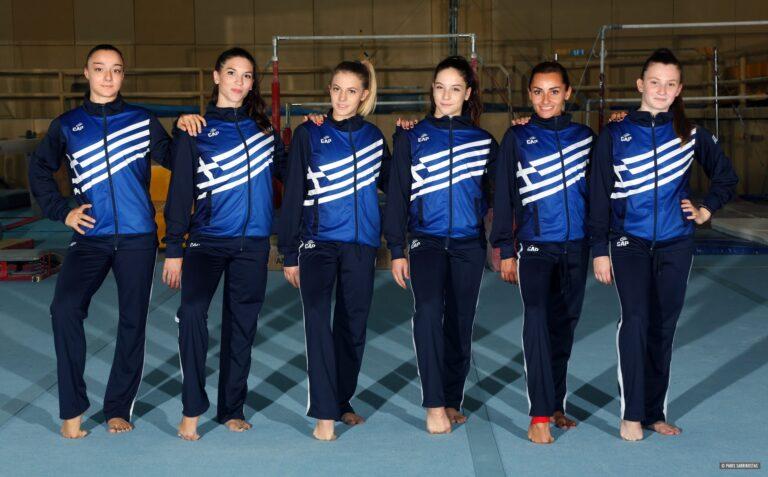 Παγκόσμιο πρωτάθλημα ενόργανης γυμναστικής: Σειρά παίρνουν τα κορίτσια