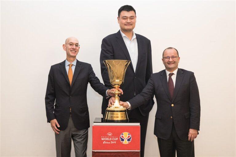 NBA, FIBA και Κινέζικη Ομοσπονδία έγιναν…ένα!