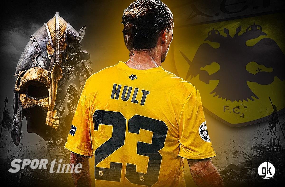 Το όνομα του Χουλτ σε όλα τα μπλοκάκια - Sportime.GR