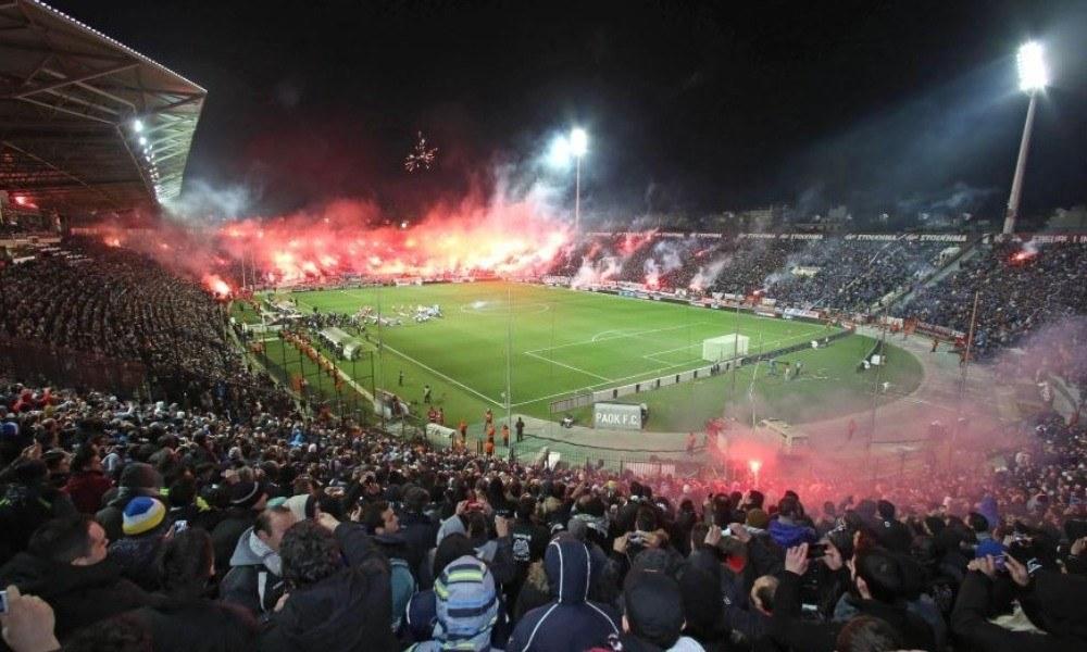 Σύσκεψη για το νέο γήπεδο του ΠΑΟΚ - Sportime.GR