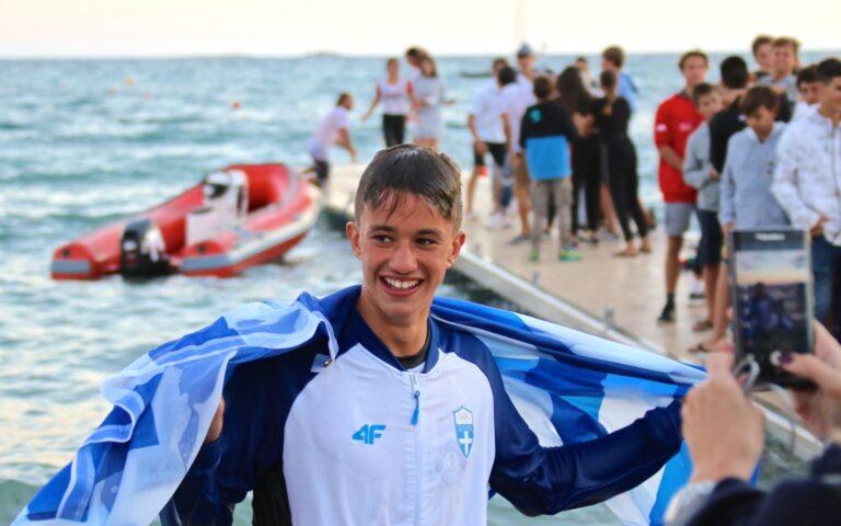 Πρωταθλητής Ευρώπης ο Καλπογιαννάκης!