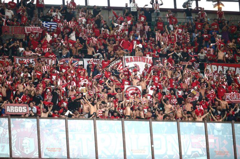 Ντουντελάνζ-Ολυμπιακός: «Κοκκινίζει» και το Λουξεμβούργο!