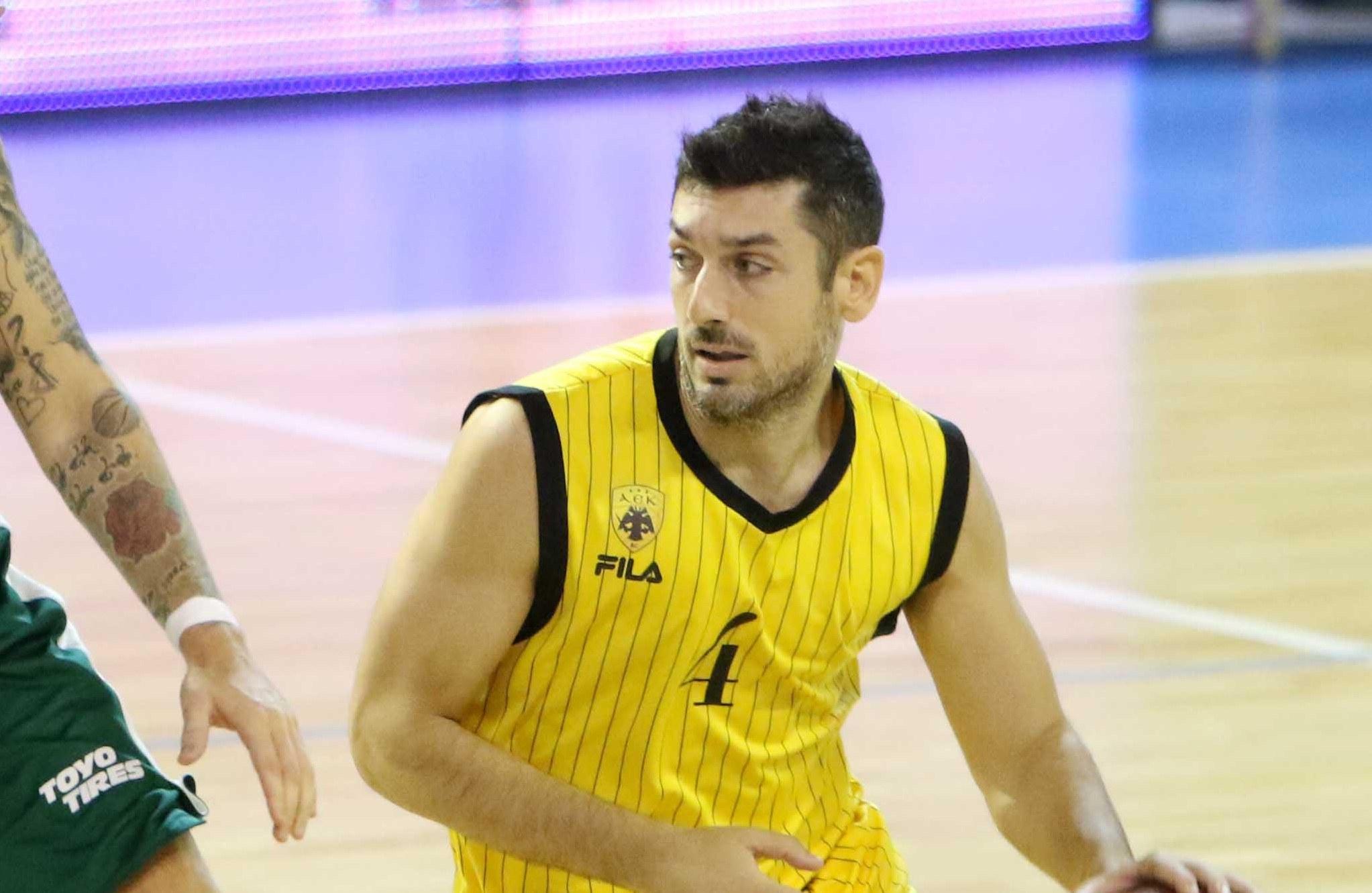 Κανονικά ο Ξανθόπουλος στην ΑΕΚ - Sportime.GR
