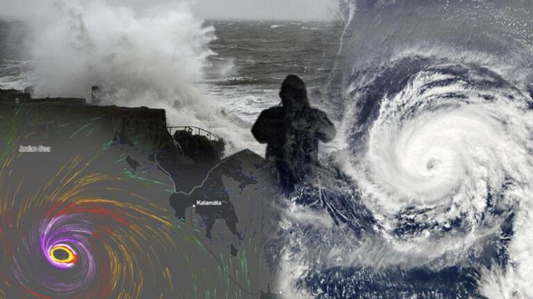 Πόσο πιθανό είναι να δημιουργηθεί ξανά μεσογειακός κυκλώνας
