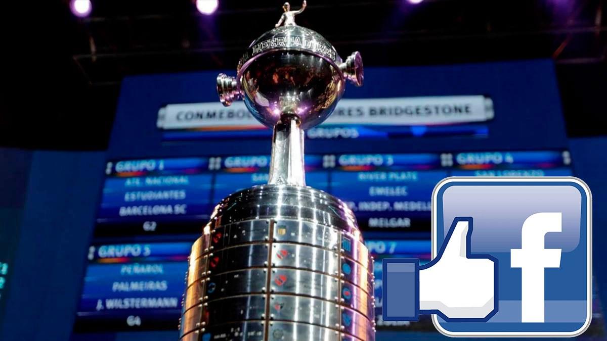 Το Copa Libertadores θα μεταδίδεται μέσω Facebook!
