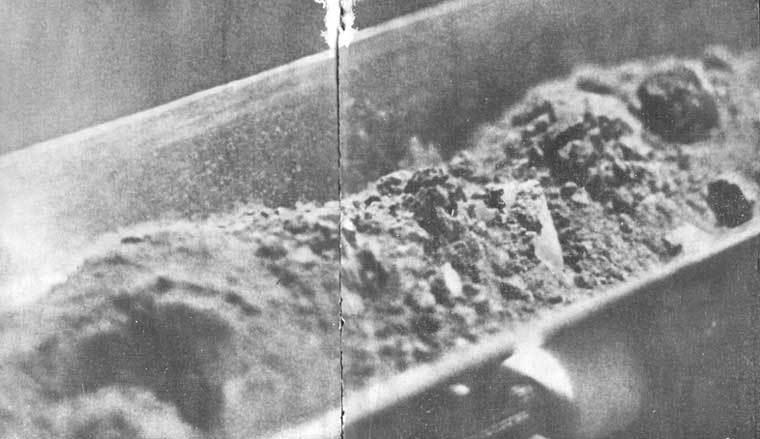 Σε δημοπρασία το μοναδικό δείγμα σεληνιακού εδάφους στην κατοχή ιδιώτη