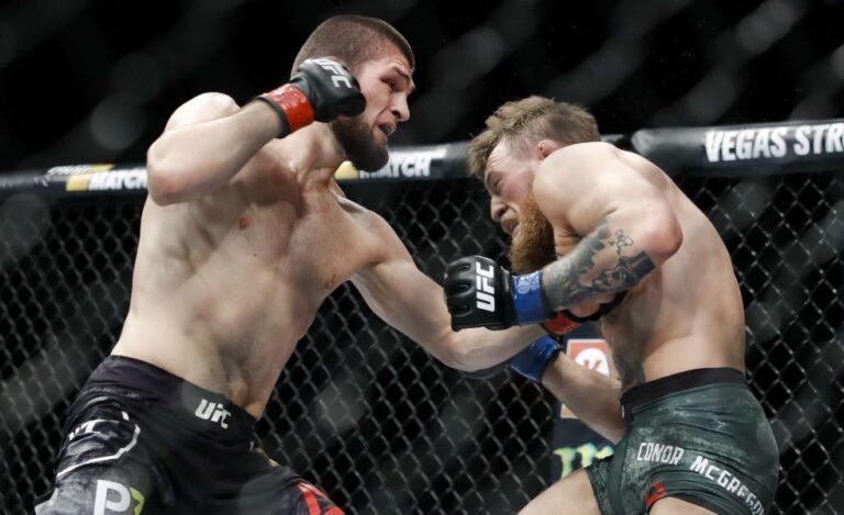 UFC: Βαριά «καμπάνα» για τον Καμπίμπ Νουρμαγκομέντοφ (vid)