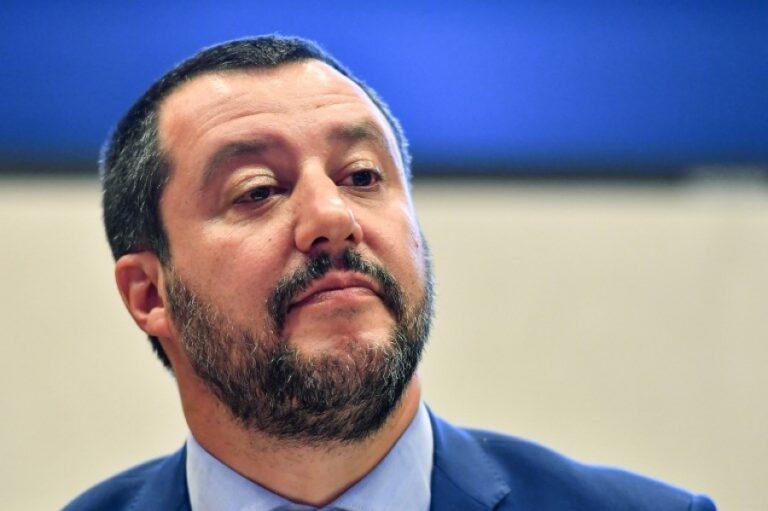 Ματέο Σαλβίνι: Γιούνκερ και Μοσκοβισί κατέστρεψαν την Ευρώπη