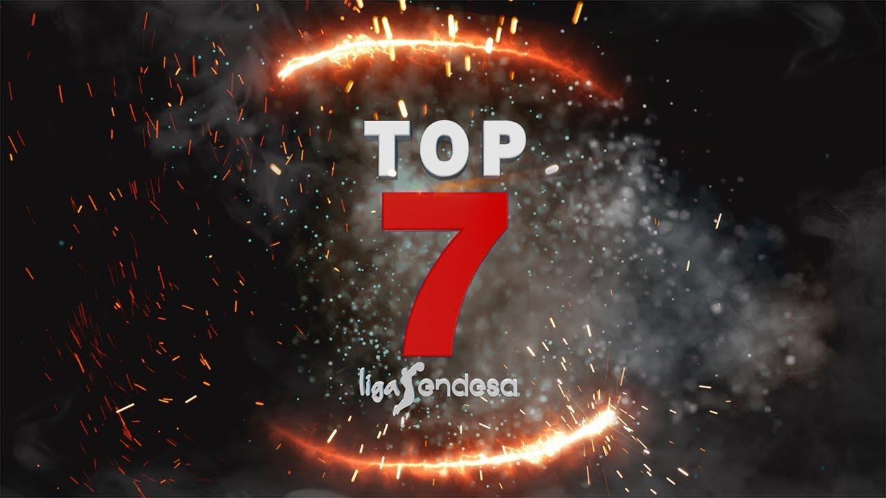 ACB: Ο Λέφμπεργκ στην κορυφή Top-7 (vid)